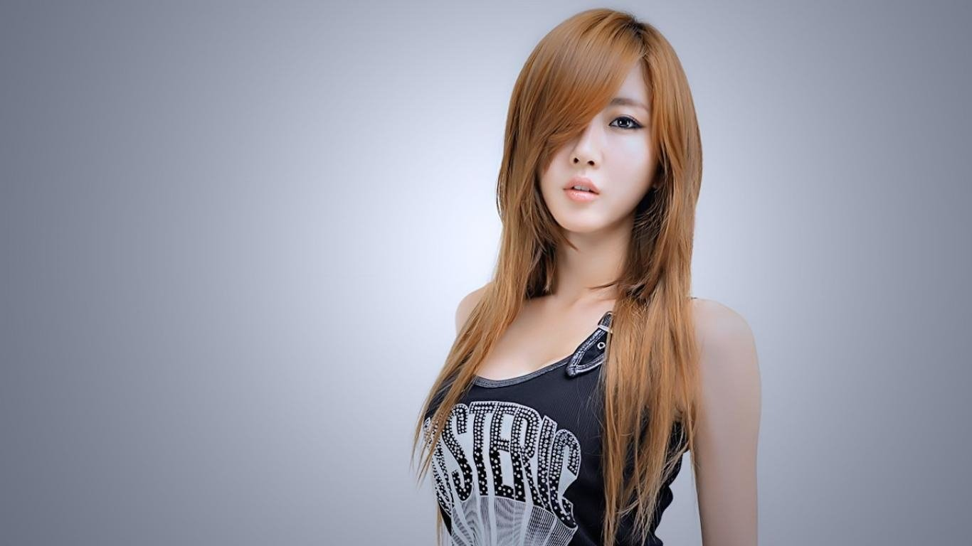 Women - Choi Byul  Korean Wallpaper