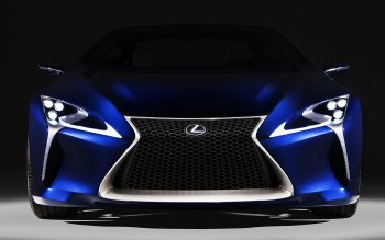 Vehicles - 2012 Lexus LF-LC Concept Wallpapers and Backgrounds ID : 459629