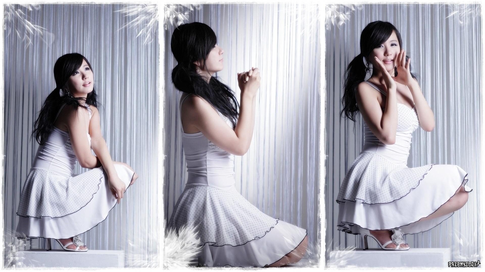 Hwang mi hee korean race queen - 5 9