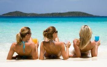 Women - Bikini Wallpapers and Backgrounds ID : 461549