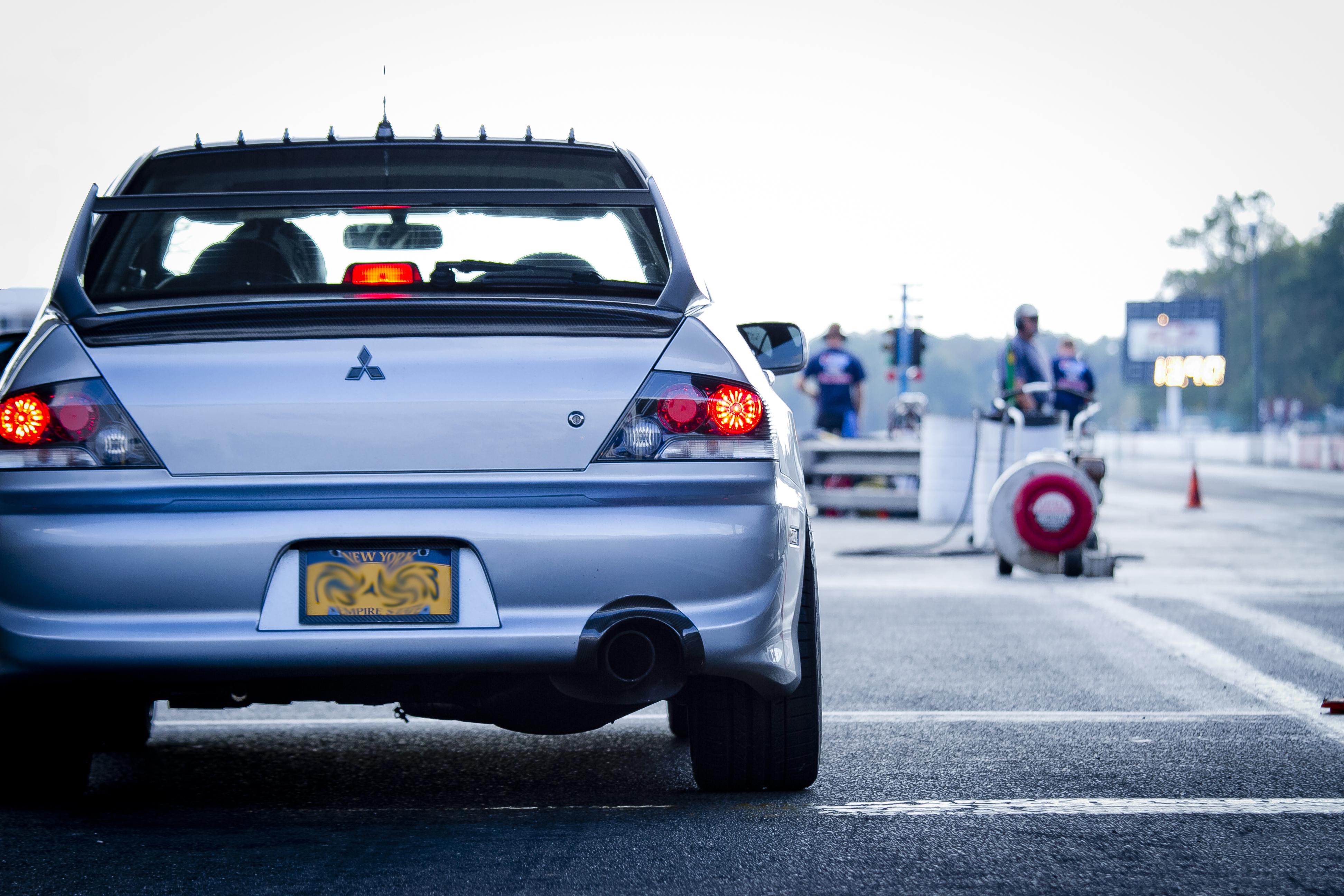 Sfondi Mitsubishi Evo Scarica