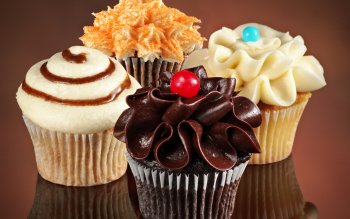 Alimento - Cupcake Wallpapers and Backgrounds ID : 462109