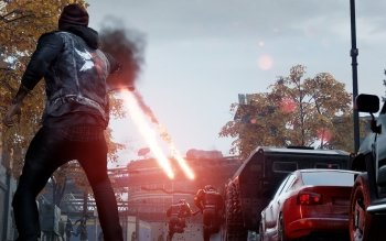 Videogioco - Infamous: Second Son Wallpapers and Backgrounds ID : 462601