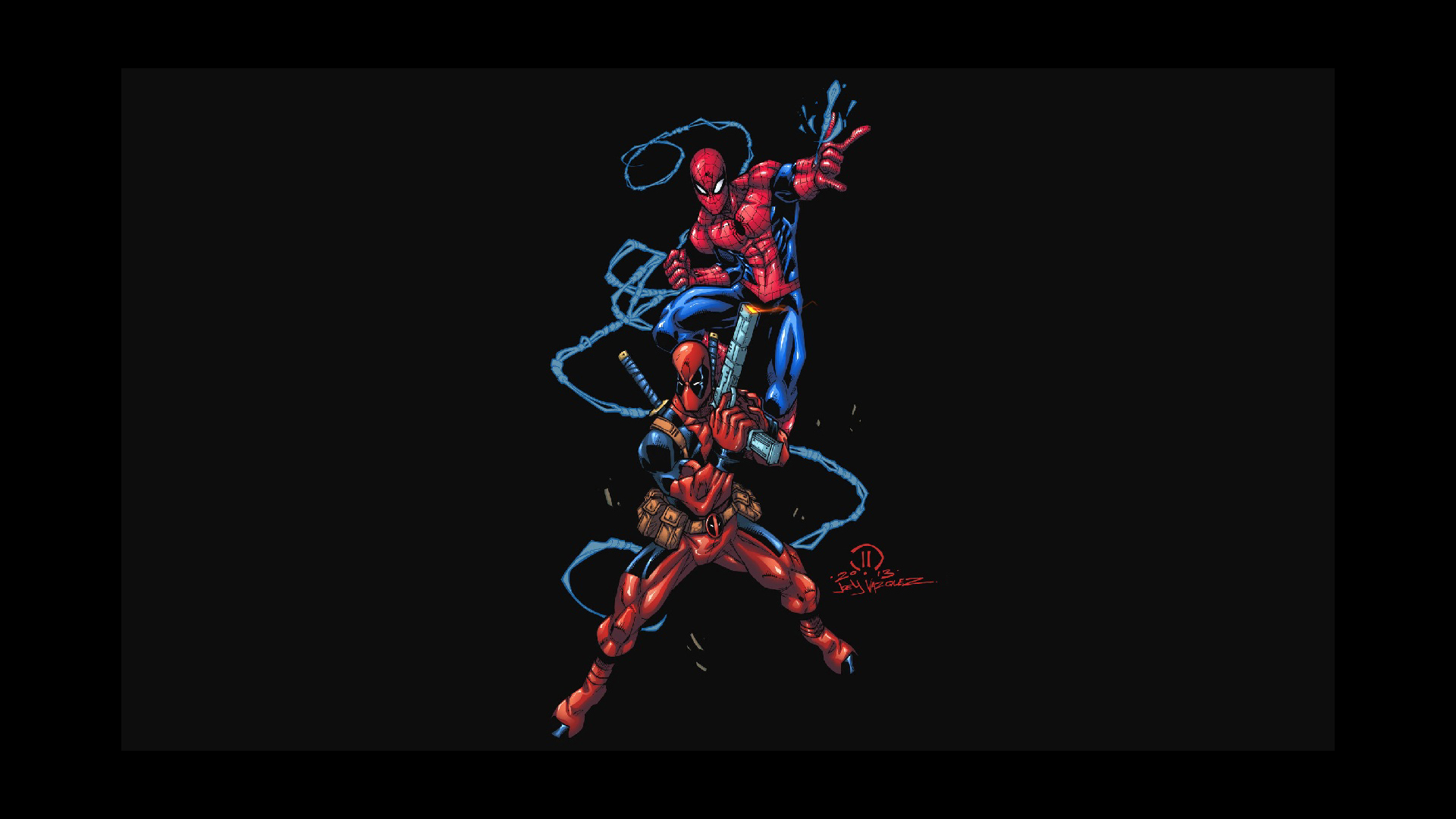 Spider Man Full HD Wallpaper And Background Image