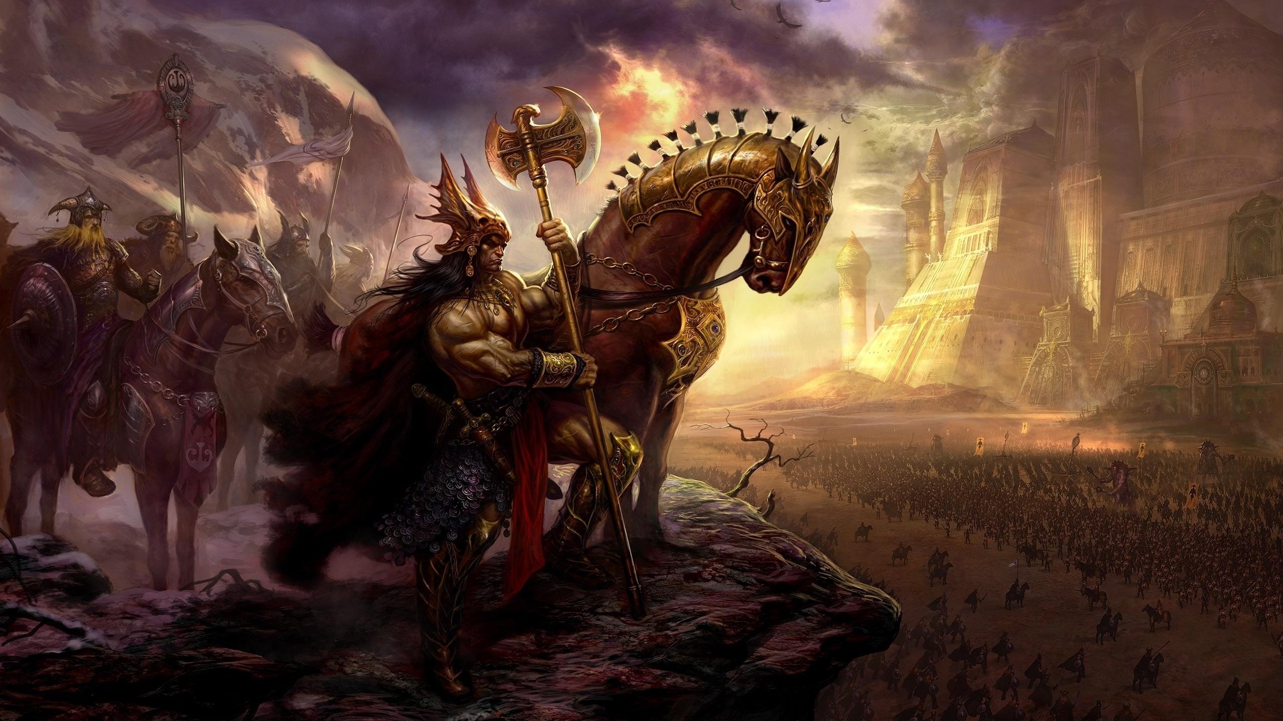 Videojuego - Age Of Conan  Fondo de Pantalla