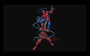 Comics - Spider-Man Wallpapers and Backgrounds ID : 463093