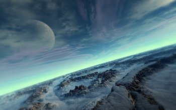 Fantascienza - Planetscape Wallpapers and Backgrounds ID : 463749