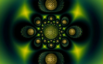 Abstracto - Fractal Wallpapers and Backgrounds ID : 463800