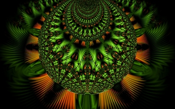 Abstract - Fractal Wallpapers and Backgrounds ID : 464286