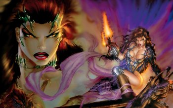 Comics - Witchblade Wallpapers and Backgrounds ID : 464302