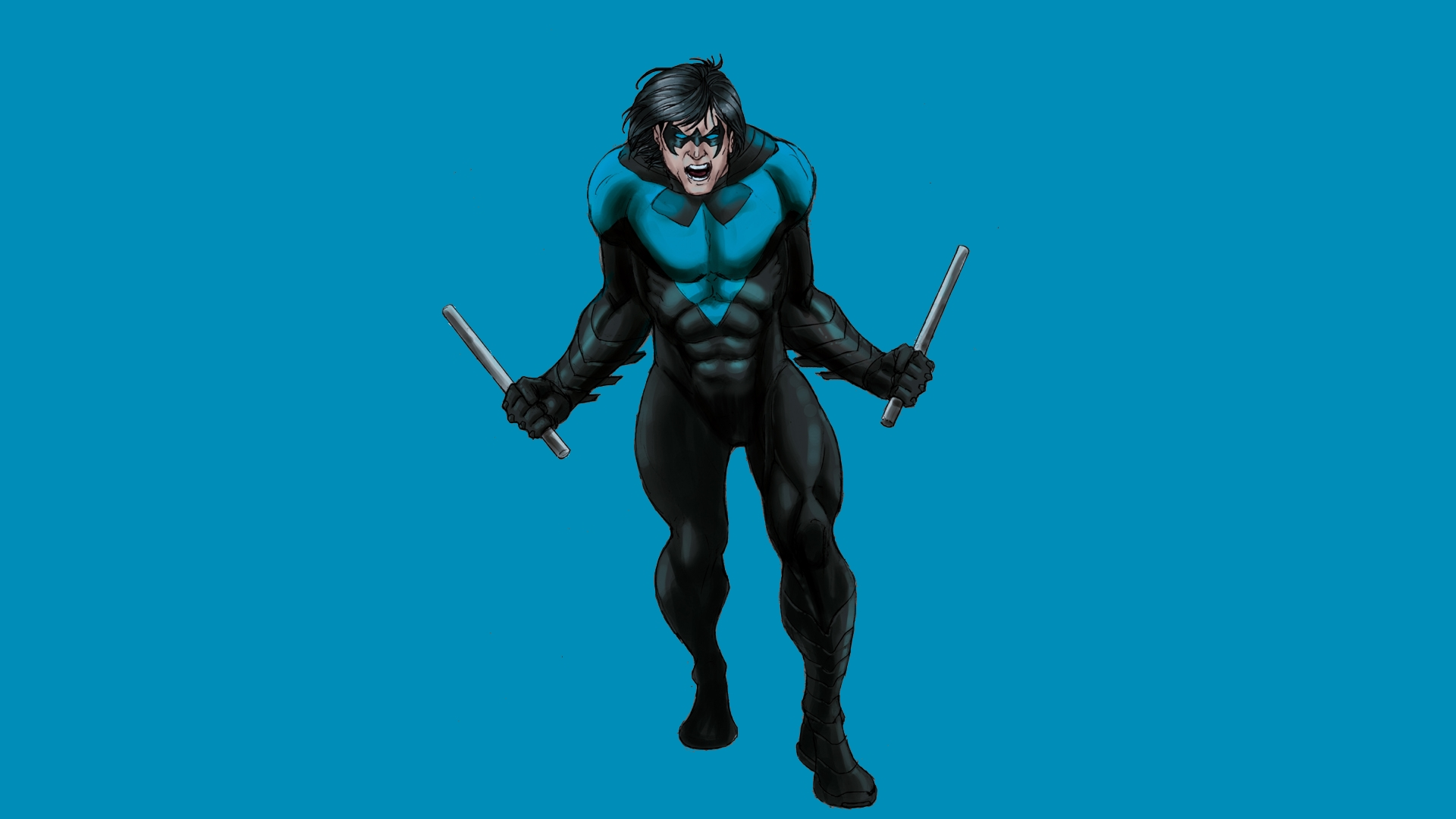 Nightwing HD Wallpaper | Background Image | 1920x1080 | ID ...