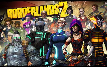 Video Game - Borderlands 2 Wallpapers and Backgrounds ID : 465011