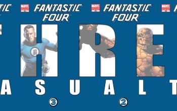 Strips - Fantastic Four Wallpapers and Backgrounds ID : 465429