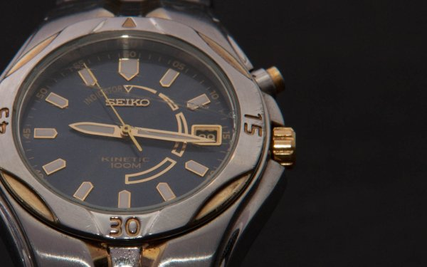Man Made Watch Seiko HD Wallpaper | Background Image