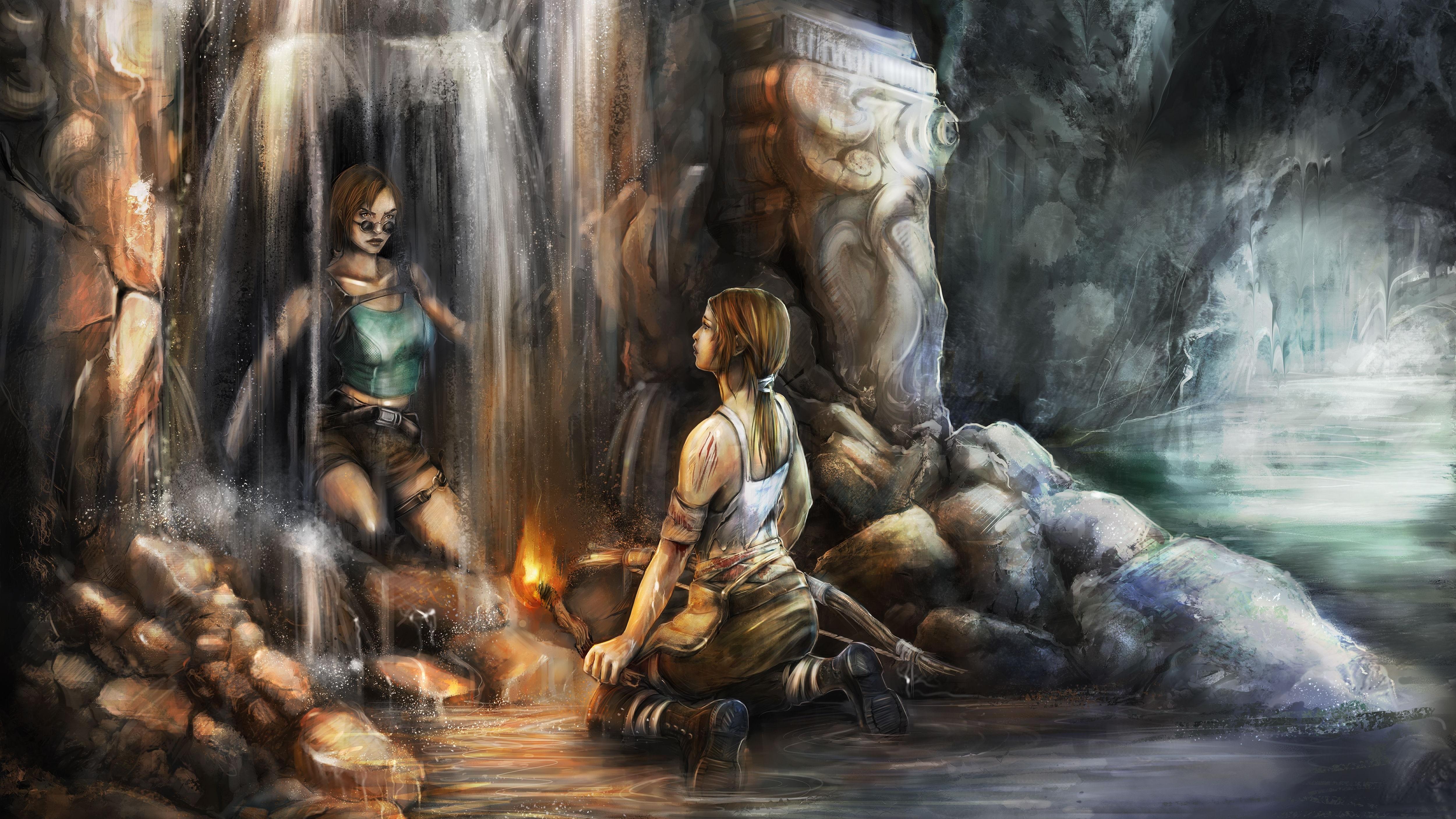 Tomb Raider 4k Ultra HD Wallpaper   Background Image ...