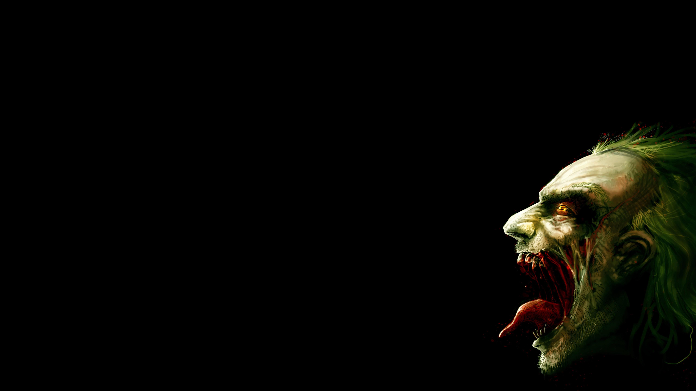 joker 5k retina ultra hd wallpaper and background image | 6000x3375