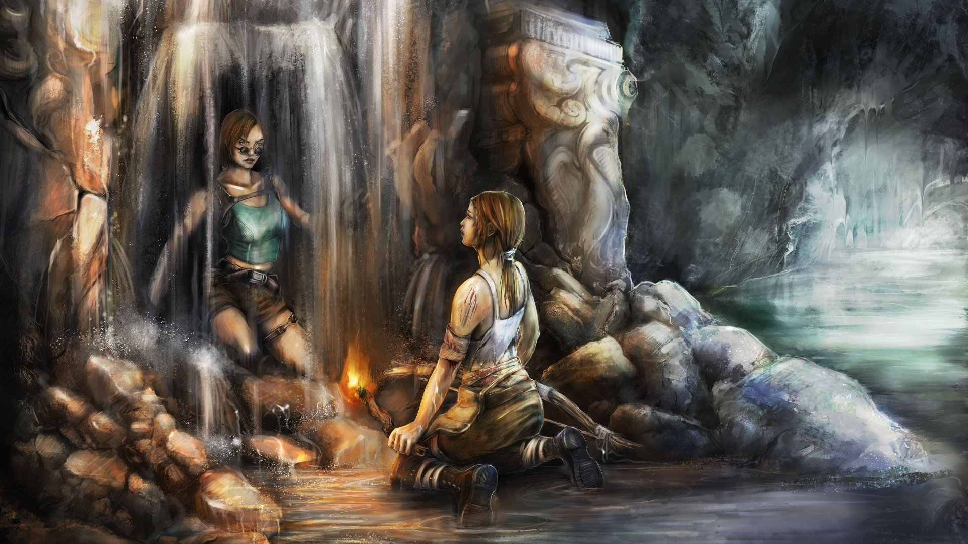 Tomb Raider 4k Ultra HD Papel De Parede And Background