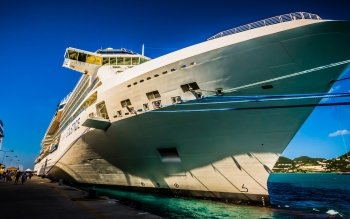 Vehicles - Cruise Ship Wallpapers and Backgrounds ID : 466387