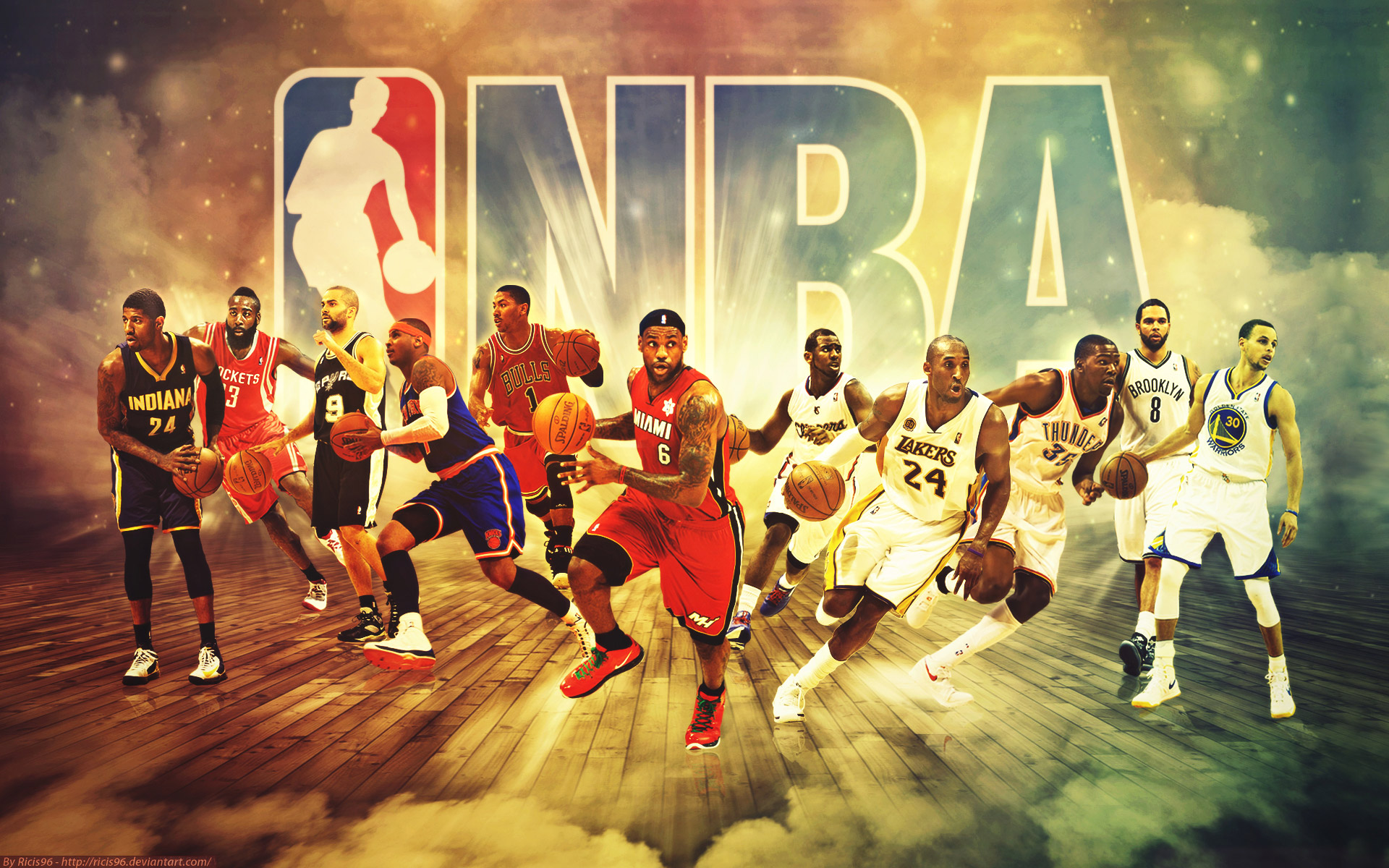 Nba Full HD Wallpaper And Background Image