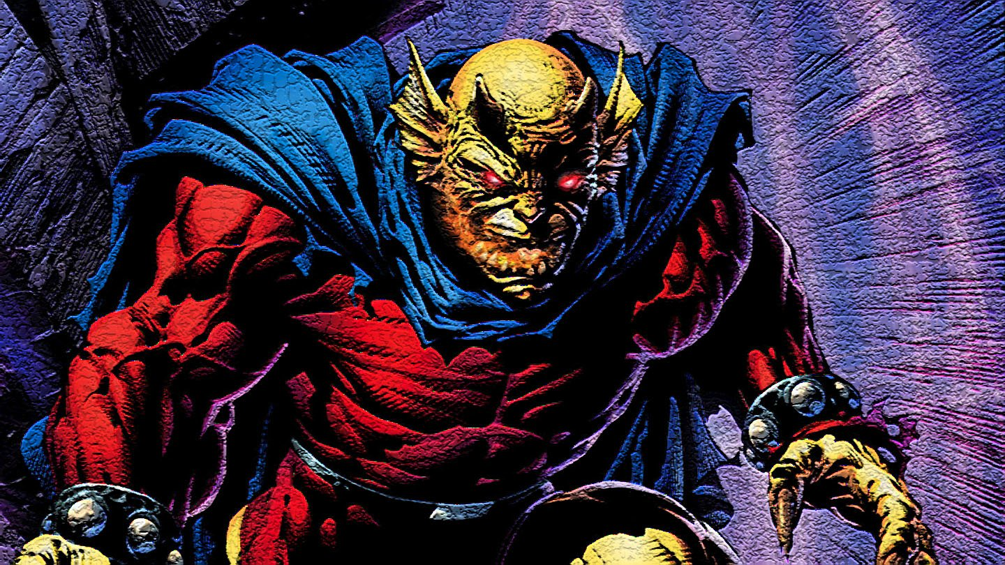 Etrigan The Demon Wallpaper And Background Image