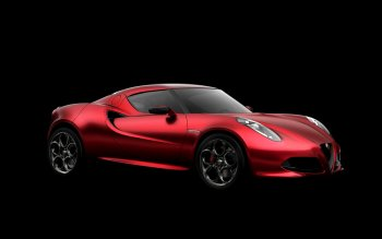 Vehicles - Alfa Romeo 4C Wallpapers and Backgrounds ID : 467069