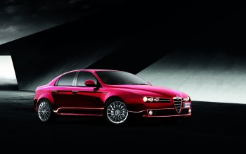 Vehicles - Alfa Romeo 159 Wallpapers and Backgrounds ID : 467448