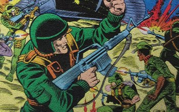 Comics - G.I. Joe Wallpapers and Backgrounds ID : 467681