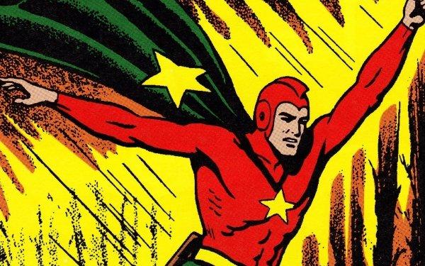 Comics Starman DC Comics HD Wallpaper | Background Image