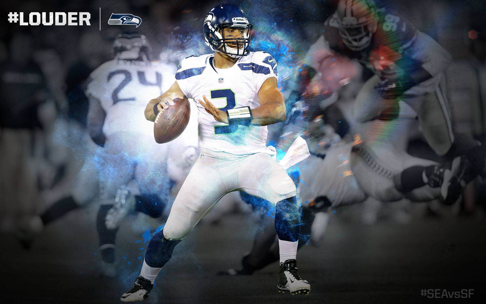 Seattle Seahawks Hd Wallpaper Background Image