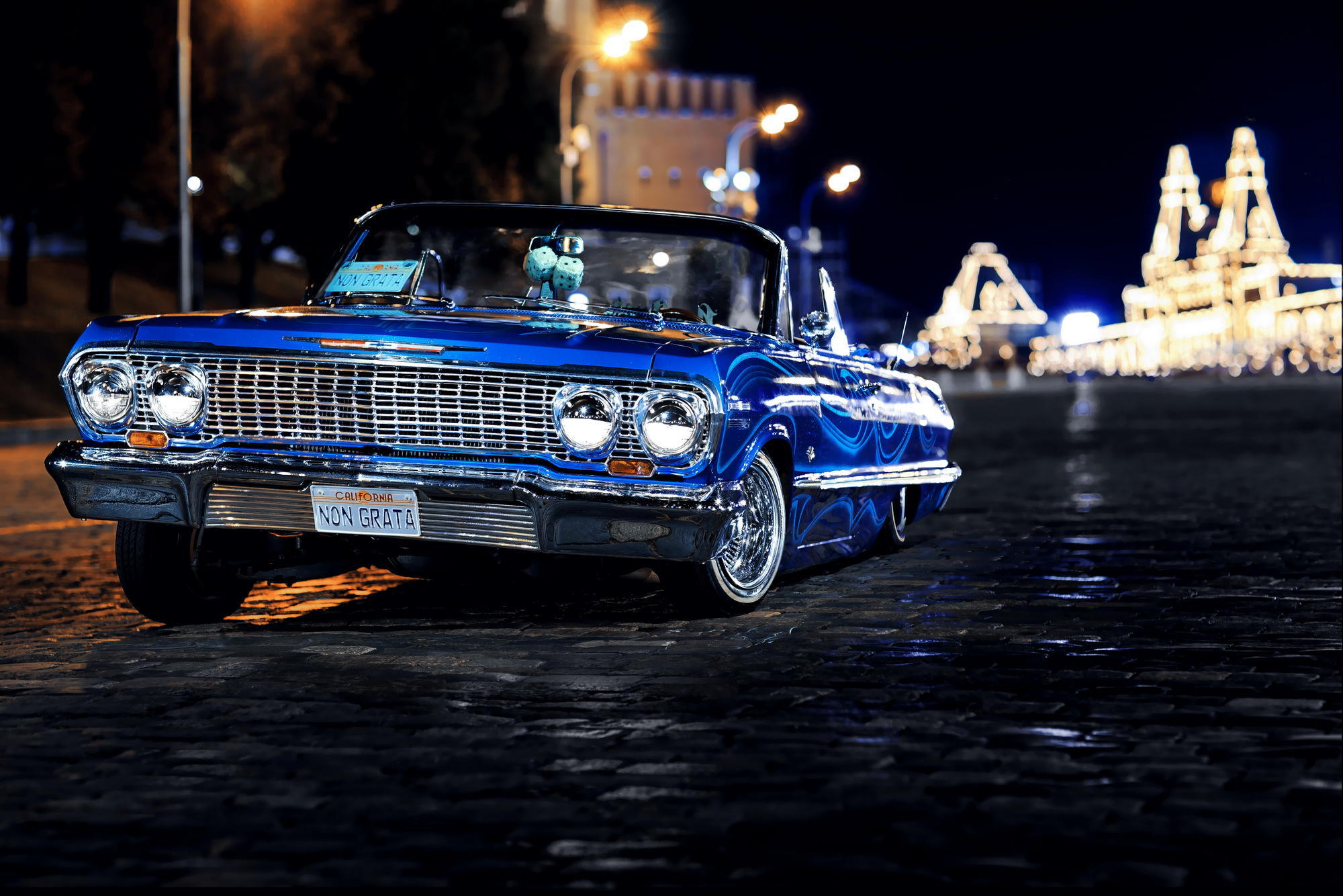 1 1963 chevrolet Impala HD Wallpapers | Backgrounds