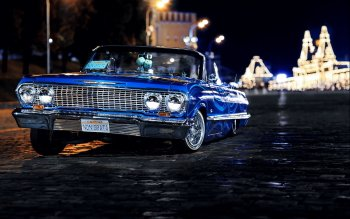 Fahrzeuge - 1963 Chevrolet Impala Wallpapers and Backgrounds ID : 468711