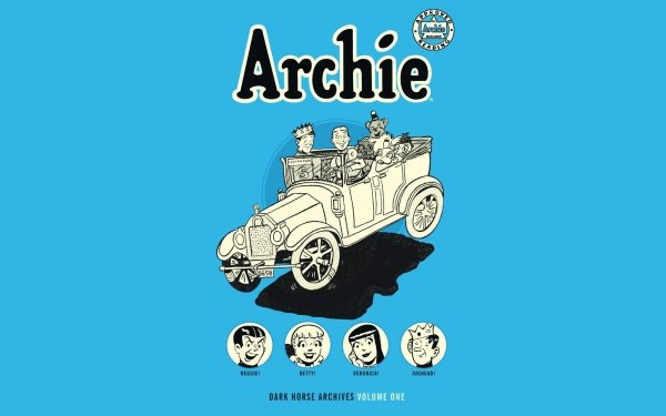 Comics Archie Archie Andrews Veronica Lodge Betty Cooper Jughead Jones HD Wallpaper | Background Image