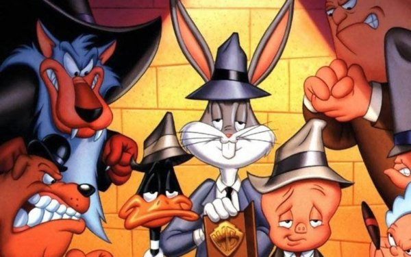 TV Show Looney Tunes Bugs Bunny Daffy Duck Porky Pig HD Wallpaper | Background Image