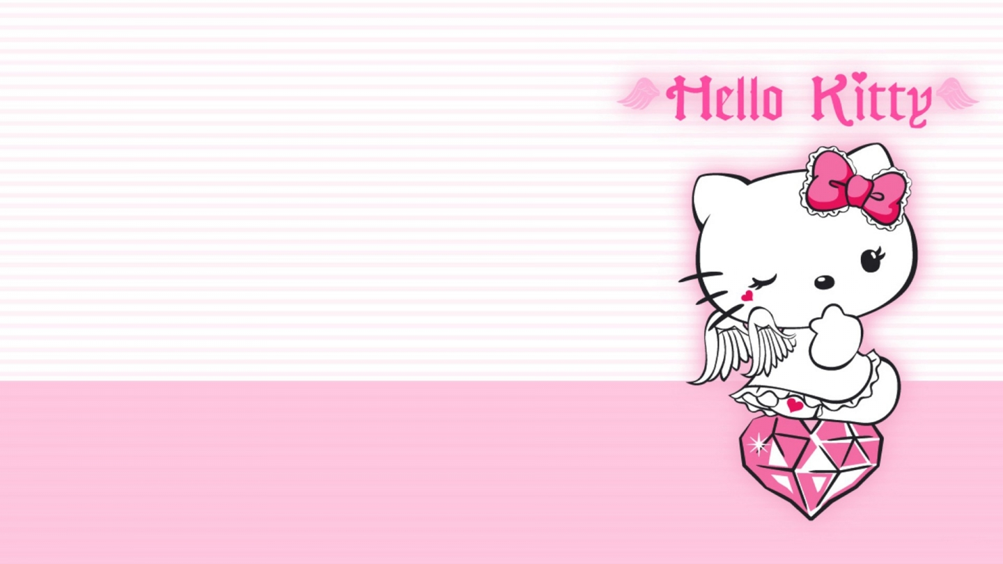 Hello Kitty Wallpaper And Background Image