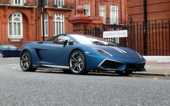 hd wallpaper background id469435 1920x1080 vehicles lamborghini gallardo - Lamborghini Gallardo Wallpaper Blue