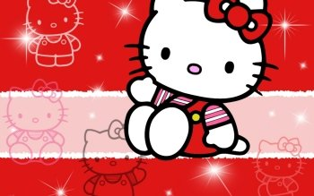 Hello Kitty Wallpaper And Background Image 1028x771 Id 27635