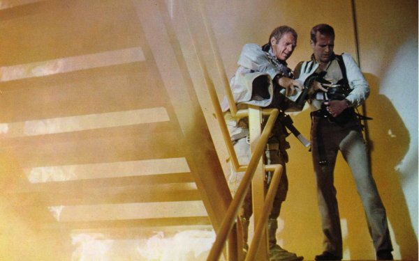 Movie The Towering Inferno HD Wallpaper | Background Image