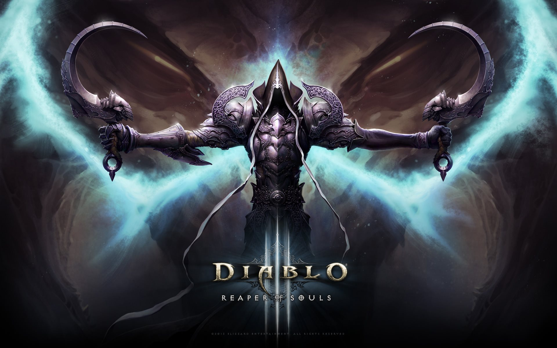 Diablo-Reaper-of-Souls-2 Computer Wallpapers, Desktop ...