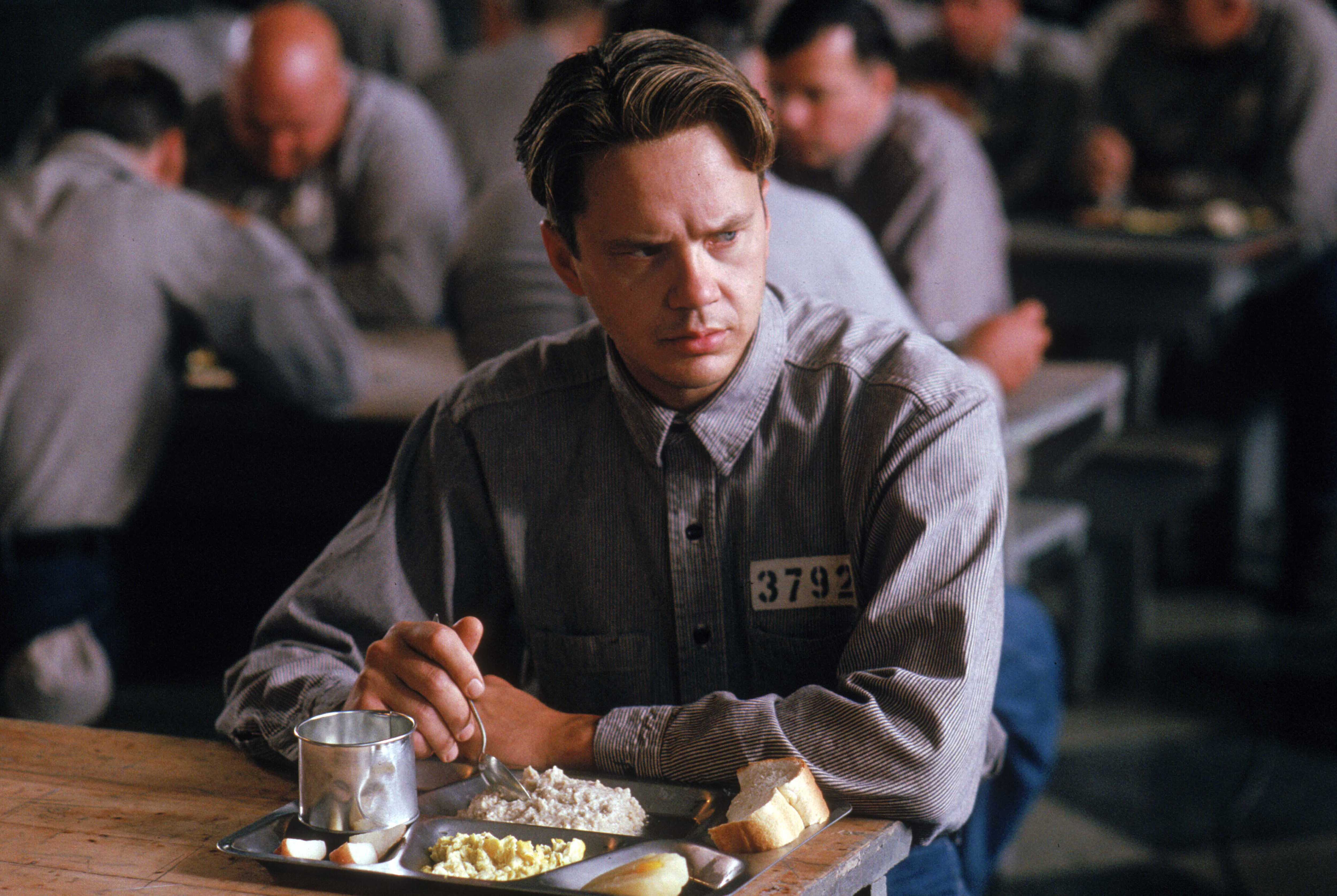 the shawshank redemptiom Ten years ago the shawshank redemption was a low-key prison film that didn't recoup its costs slowly it has become one of the most popular movies of all time - and, for some, it has even been.