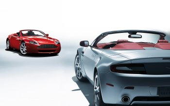 Vehicles - Aston Martin V8 Vantage Wallpapers and Backgrounds ID : 470291