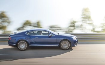 Vehicles - 2013 Bentley Continental GT Speed Wallpapers and Backgrounds ID : 470781