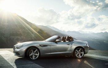 26 BMW Zagato Roadster 高清壁纸 super 131异域动...
