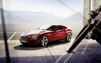 Vehicles - Bmw Zagato Coupe Wallpapers and Backgrounds ID : 470958