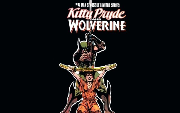 Comics Kitty Pryde And Wolverine Wolverine Kitty Pryde HD Wallpaper   Background Image