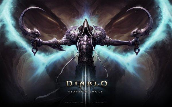 Video Game Diablo III: Reaper Of Souls Diablo Malthael HD Wallpaper | Background Image