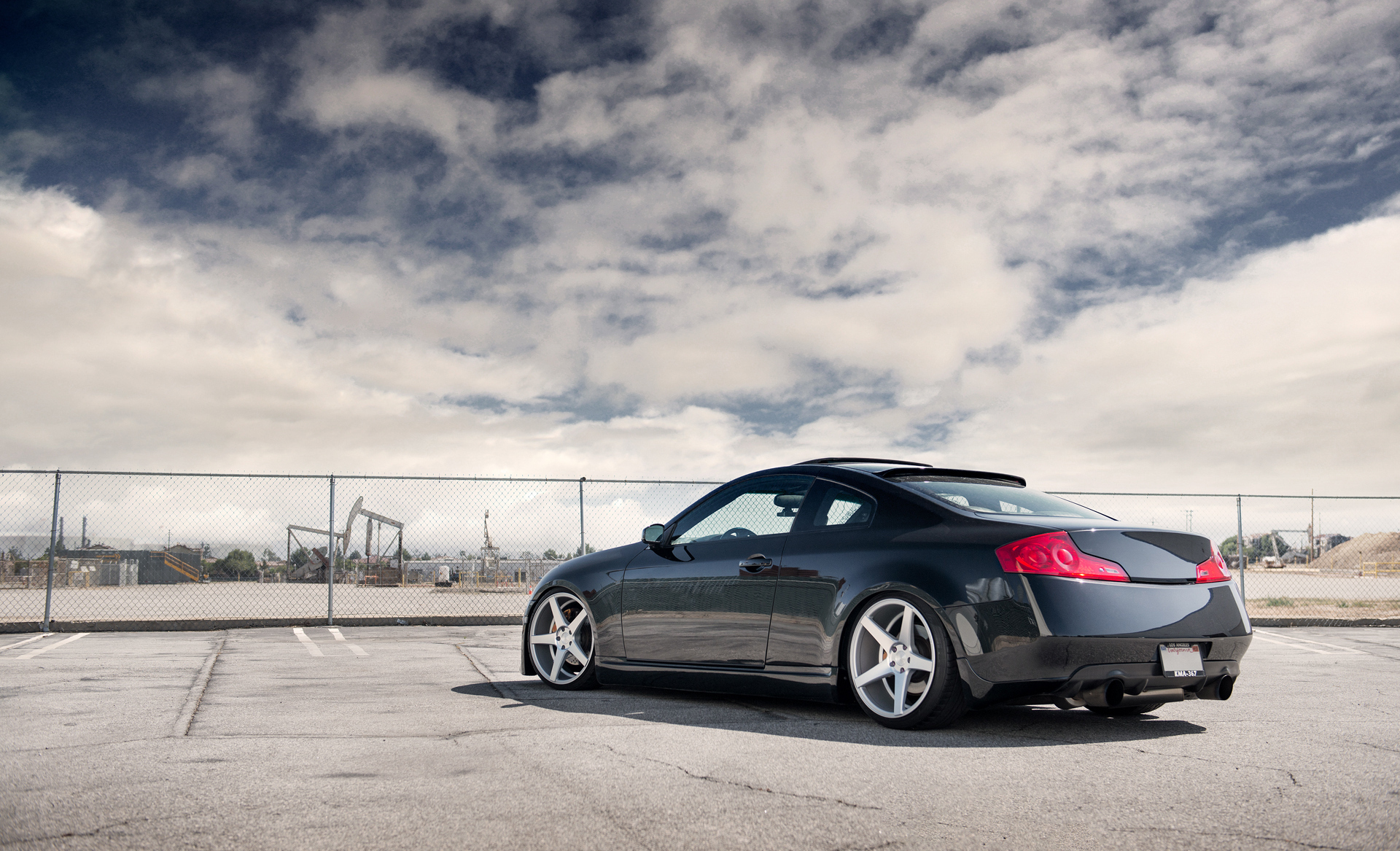 2 Infiniti G35 Hd Wallpapers Background Images