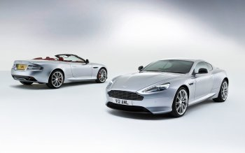 Vehicles - Aston Martin DB9 Wallpapers and Backgrounds ID : 471162
