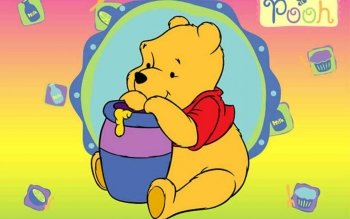 Tekenfilm - Winnie The Pooh Wallpapers and Backgrounds ID : 471878