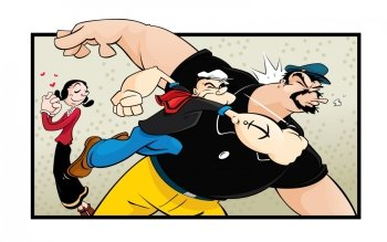 Cartoni - Popeye Wallpapers and Backgrounds ID : 472320