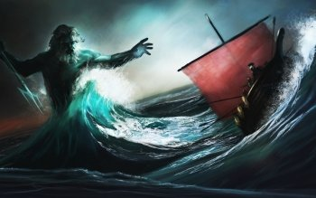 7 Poseidon Hd Wallpapers Background Images Wallpaper Abyss
